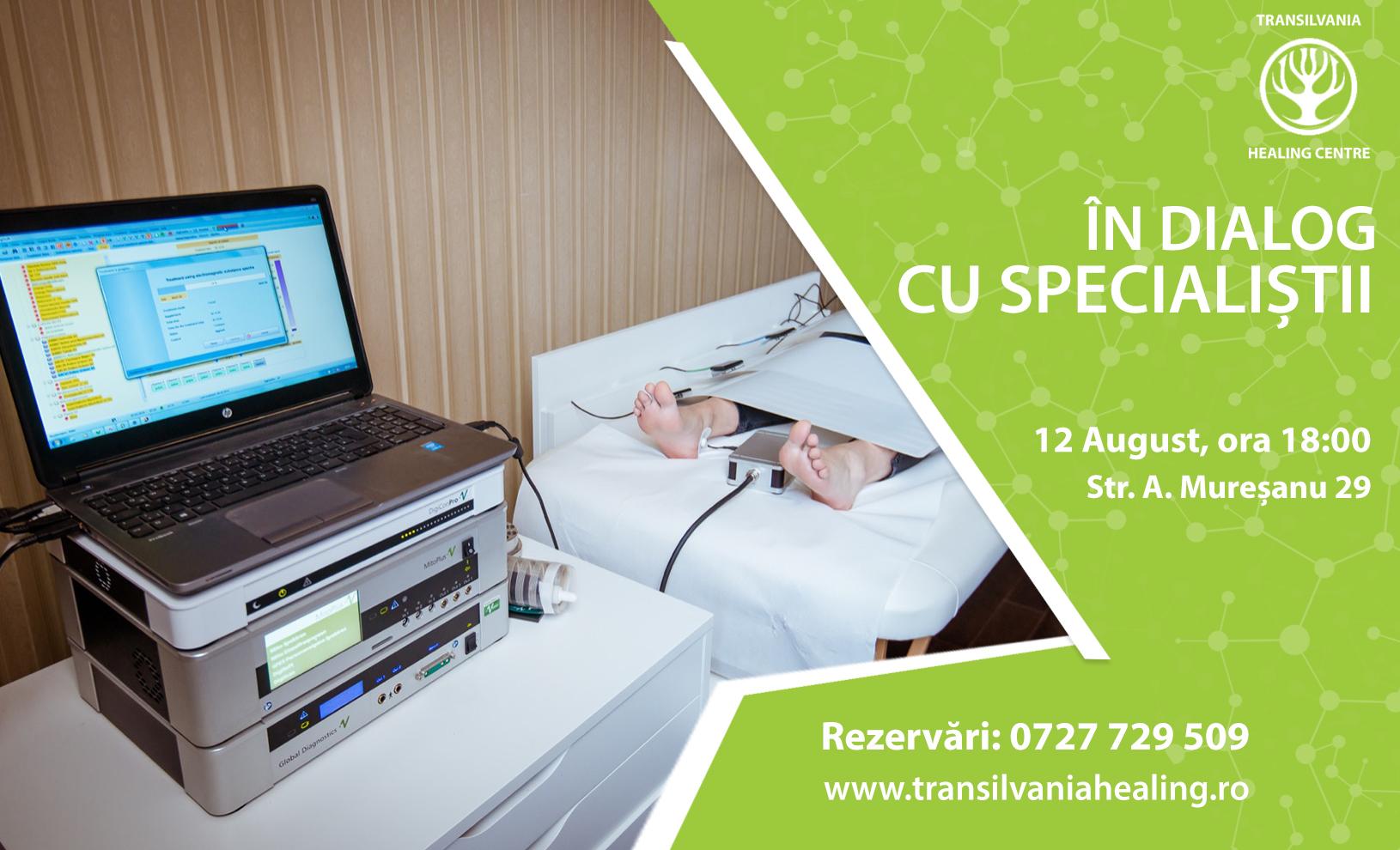 În dialog cu specialiștii Transilvania Healing Centre:  Tratează-te non-invaziv, prin intermediul medicinei bioelectromagnetice! 28 2